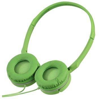 Наушники Hama Joy Slim green 1,5m оголовье/поворотные амбушюры (H-93082) - фото 7