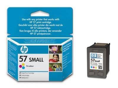 Картридж струйный HP №57 C6657GE многоцветный - фото 1