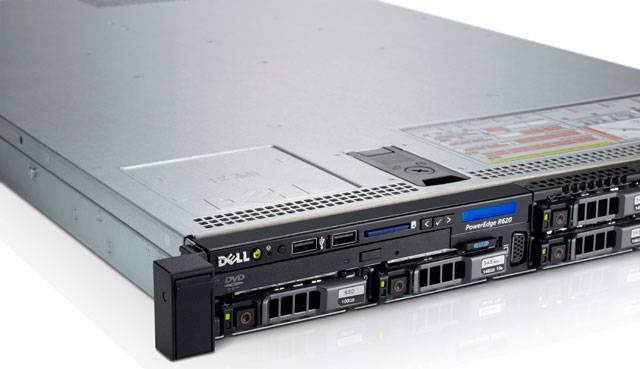 Сервер Dell PowerEdge R620 - фото 7
