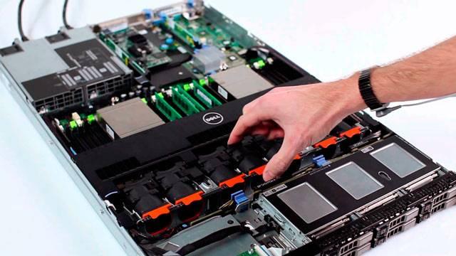 Сервер Dell PowerEdge R620 - фото 9