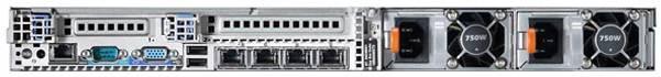 Сервер Dell PowerEdge R620 - фото 6