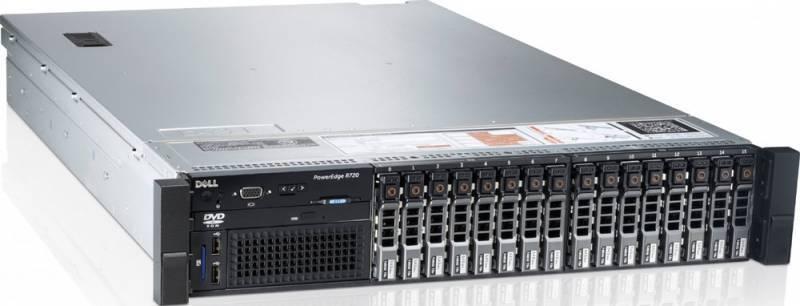 Сервер Dell PowerEdge R720 - фото 3