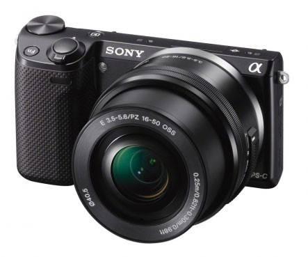 Фотоаппарат Sony Alpha NEX-5TY kit черный - фото 2
