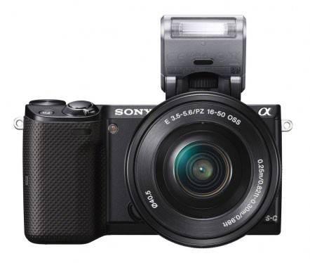 Фотоаппарат Sony Alpha NEX-5TY kit черный - фото 6