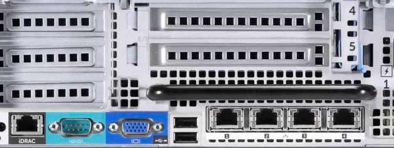 Сервер Dell PowerEdge R720 - фото 9