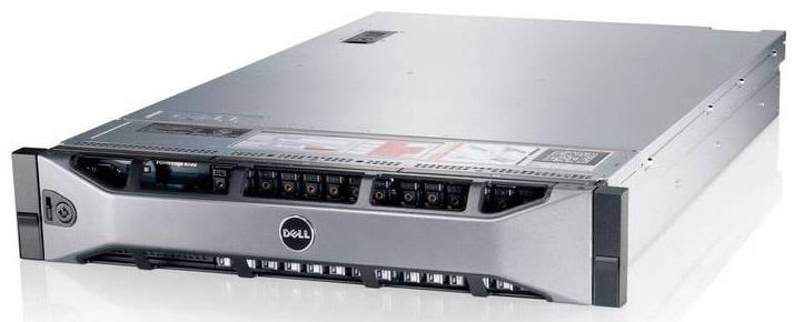 Сервер Dell PowerEdge R720 - фото 1