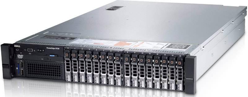 Сервер Dell PowerEdge R720 - фото 2