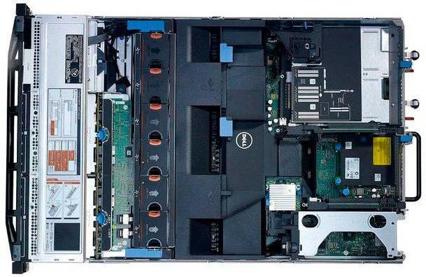 Сервер Dell PowerEdge R720 - фото 4