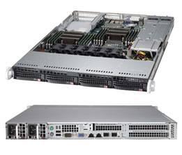 Платформа SuperMicro SYS-6017R-72RFTP - фото 1