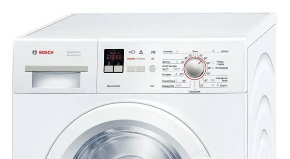 Стиральная машина Bosch Avantixx 6 WLK20163OE белый - фото 3