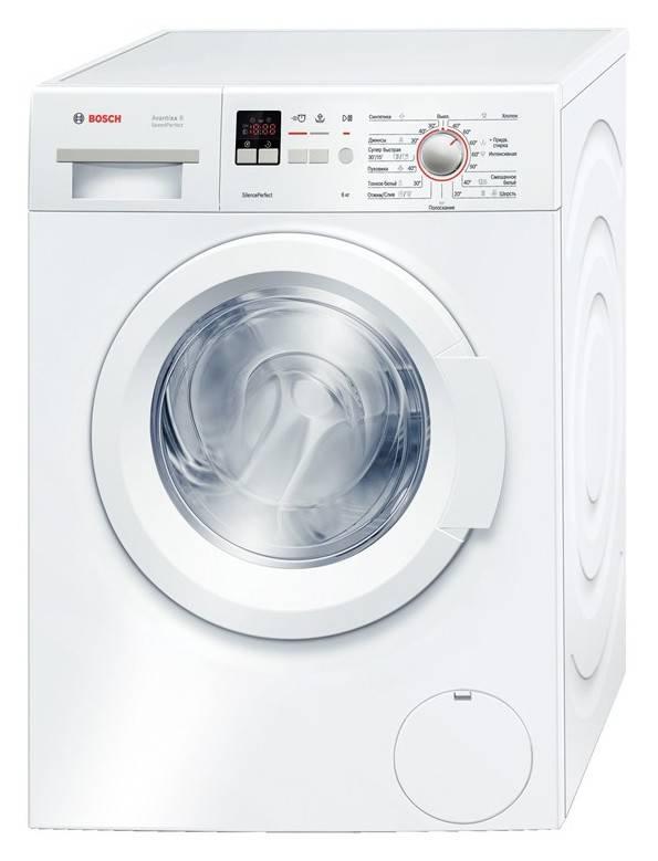 Стиральная машина Bosch Avantixx 6 WLK20163OE белый - фото 1