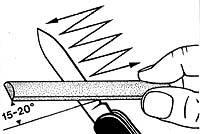 Точильный камень для пероч.ножей Victorinox Sharpening Stone (4.0567.32) - фото 3