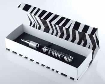 Ручка шариковая Zebra SLIDE DESIGN