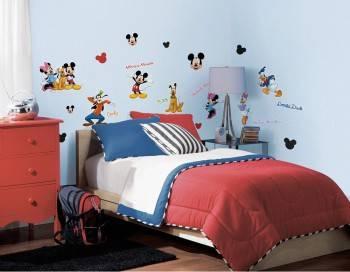 Наклейки Roommates RMK1507SCS Disney Микки Маус
