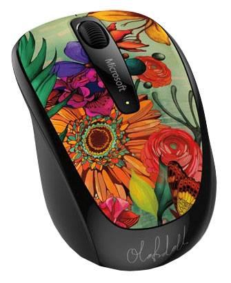 Мышь Microsoft 3500 Artist рисунок - фото 1