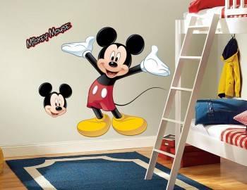 Наклейки Roommates RMK1508GM Disney Микки Маус