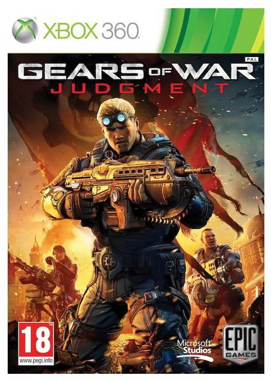 Игра для XBOX 360 Microsoft Gears of War Judgment - фото 1