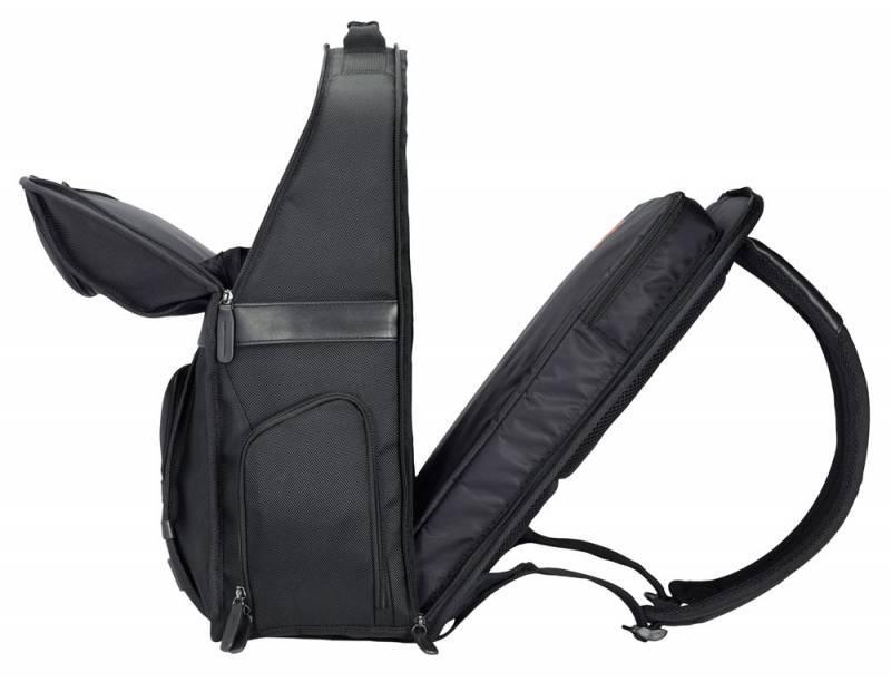"""Рюкзак для ноутбука 16"""" Asus Midas черный - фото 3"""