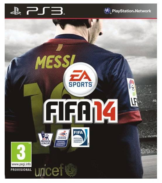 Игра для Play Station 3 Soft Club FIFA 14 - фото 1