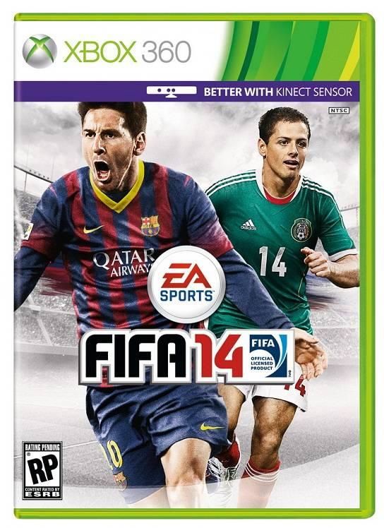 Игра для XBOX 360 Soft Club FIFA 14 - фото 1