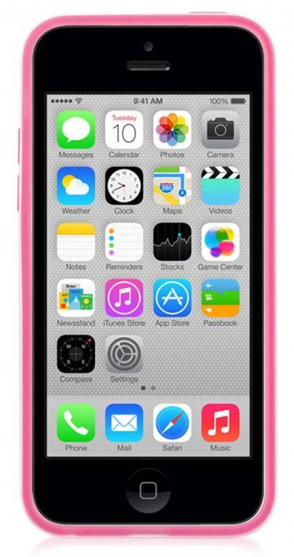Чехол (клип-кейс) GGMM Sports-5C, ipc00503 розовый - фото 2