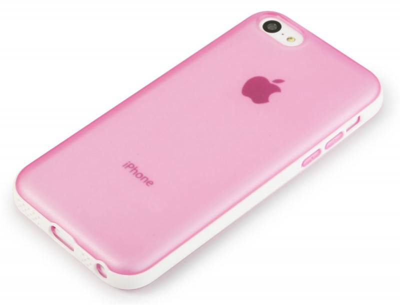 Чехол (клип-кейс) GGMM Sports-5C, ipc00503 розовый - фото 4