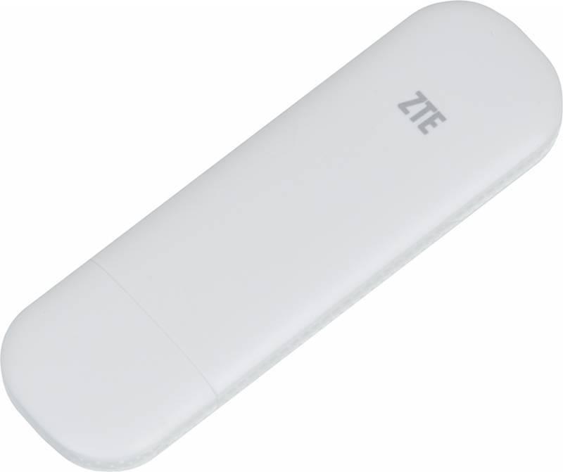 Модем 3G ZTE MF667+Сим-Карта безлимитный Билайн Интернет за 390р/мес-2 Гб Тариф-Планшет Онлайн+ USB белый - фото 2