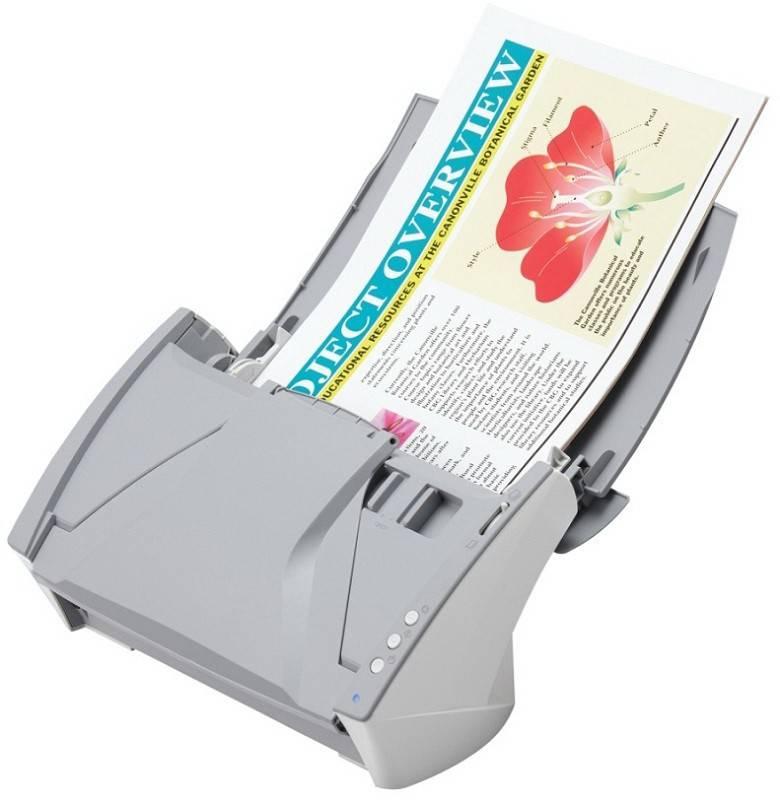 Сканер Canon DR-C130 (6583B003) - фото 4