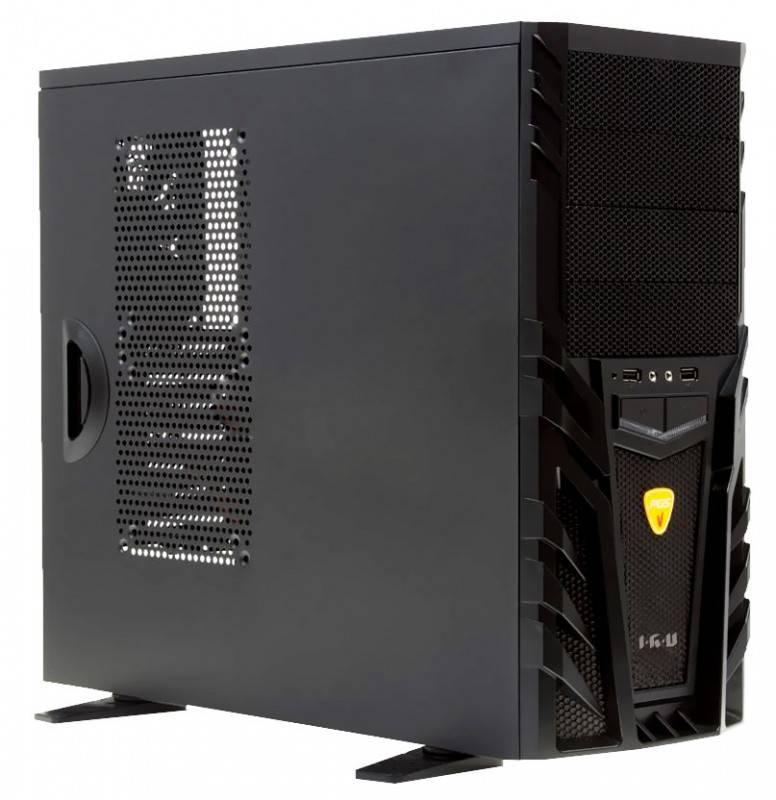 Системный блок iRU Ergo 310 - фото 2