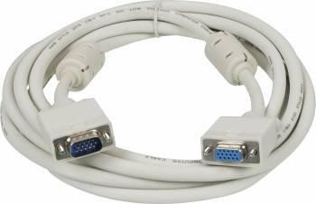 Кабель-удлинитель Ningbo VGA (m)/VGA (f) 3м.