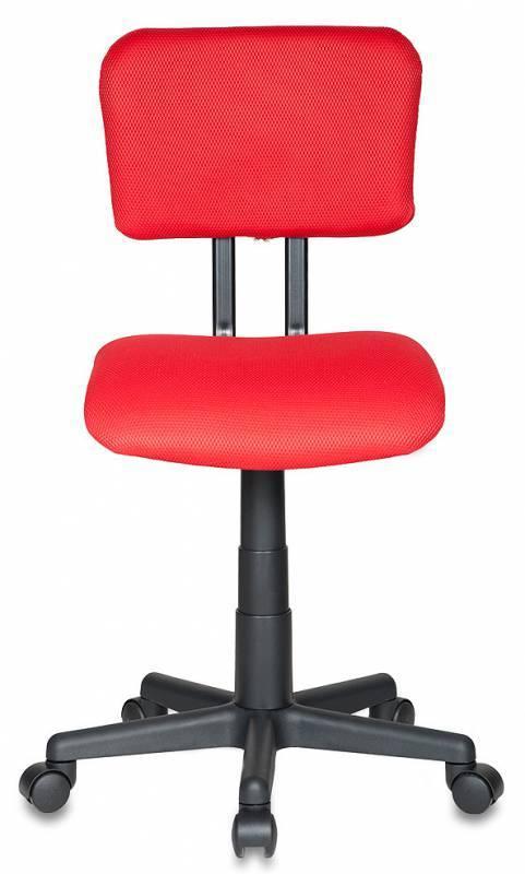 Кресло Бюрократ CH-200NX красный - фото 2
