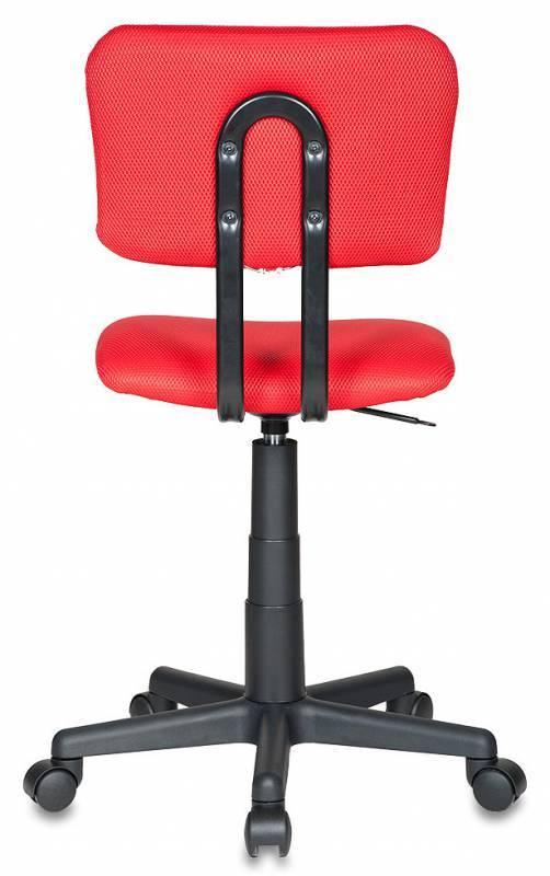 Кресло Бюрократ CH-200NX красный - фото 4