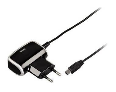 Зарядное устройство Hama Quick&Travel для Sony Ericsson Xperia X1/J132 100-240В черный (H-93548) - фото 1
