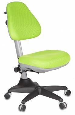 Кресло детское Бюрократ KD-2 салатовый (KD-2/G/TW-18)