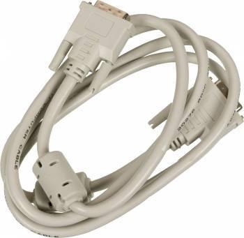 Кабель Ningbo RD-DVI-1-BR DVI-D Dual Link (m) / DVI-D Dual Link (m) 1.8м.