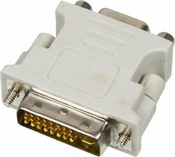 Переходник Ningbo DVI-I(m)/VGA (f)