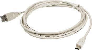 Кабель Ningbo USB A(m) / mini USB B (m) 1.8м. (USB2.0-M5P)