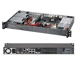 Сервер  SuperMicro SYS-5017P-TLN4F