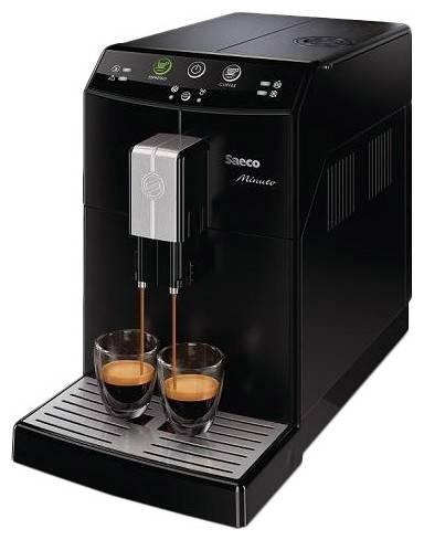 Кофемашина Saeco HD8760/09 черный - фото 2