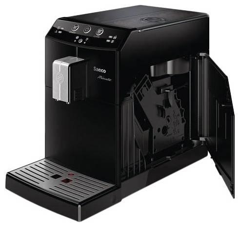 Кофемашина Saeco HD8760/09 черный - фото 3