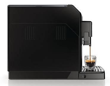 Кофемашина Saeco HD8760/09 черный - фото 4