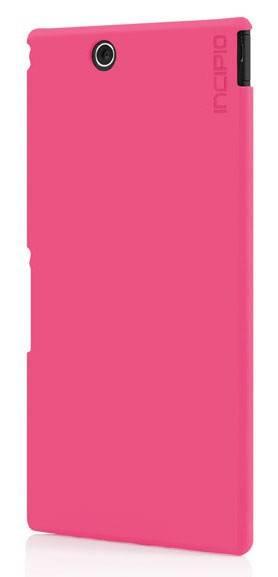 Чехол (клип-кейс) Incipio Feather (SE-229) розовый - фото 1