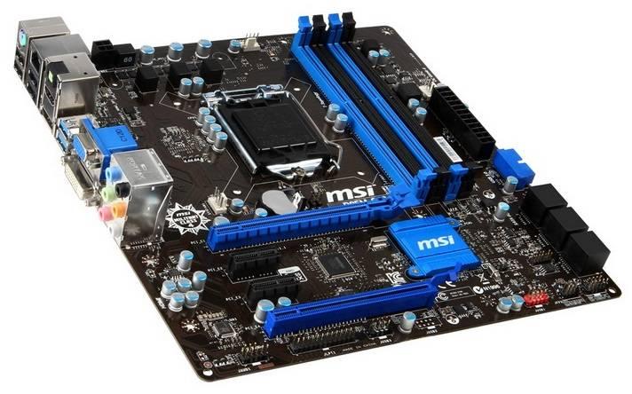 Материнская плата Soc-1150 MSI B85M-G43 mATX - фото 4