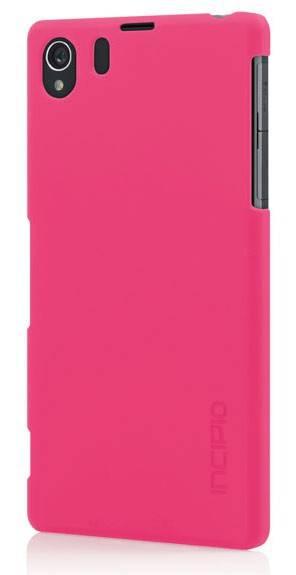 Чехол (клип-кейс) Incipio Feather (SE-245) розовый - фото 1