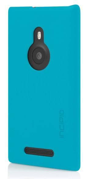 Чехол (клип-кейс) Incipio Feather (NK-170-CYN) голубой - фото 1