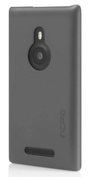 Чехол Incipio Feather (NK-170-GRY), для Nokia Lumia 925, серый (NK-170-GRY) - фото 1