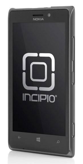 Чехол Incipio Feather (NK-170-GRY), для Nokia Lumia 925, серый (NK-170-GRY) - фото 2