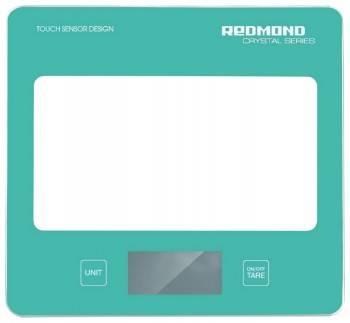 Кухонные весы Redmond RS-724 голубой (RS-724 (ГОЛУБОЙ))