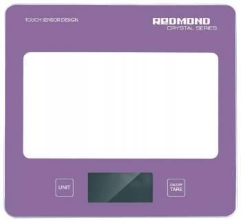 Кухонные весы Redmond RS-724-E розовый (RS-724 (РОЗОВЫЙ))
