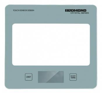 Кухонные весы Redmond RS-724 серый (RS-724 (СЕРЕБРО))